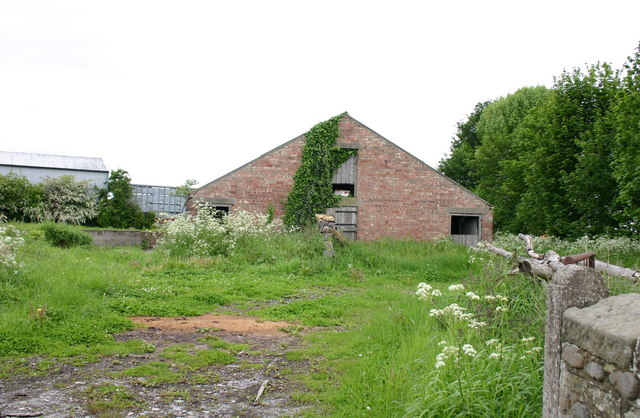 Disused Farm Building, Rainton