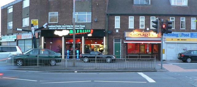 Alfresco & Dough, Spen Lane, West Park