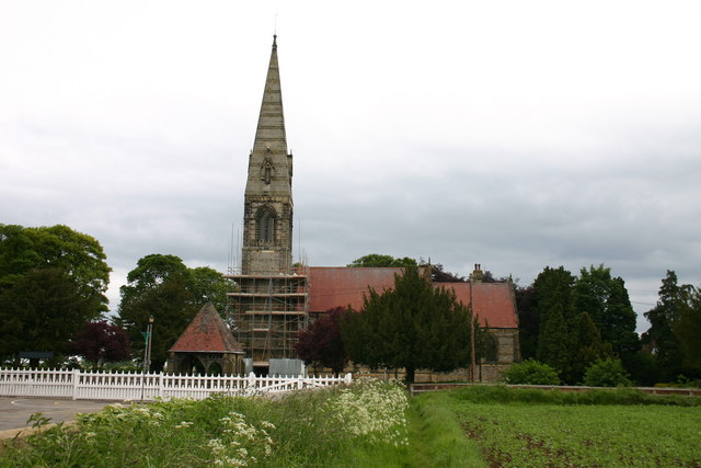 Baldersby St James Church