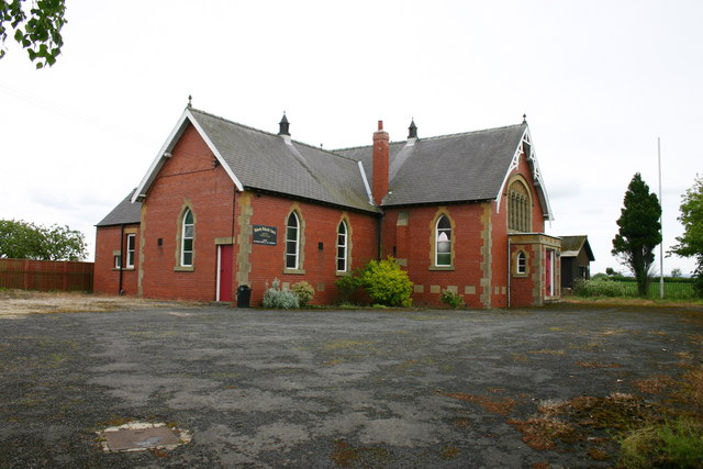 Melmerby Methodist Church