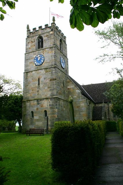 Wath Church