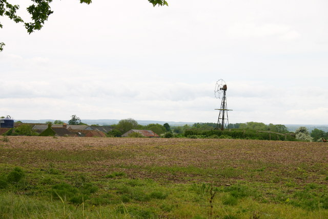Windpump, Middleton Quernhow