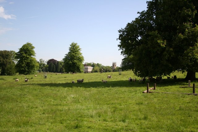 Hackthorn Hall Parkland