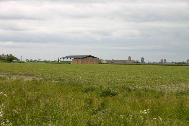 Farm Buildings, Coldstone House Farm