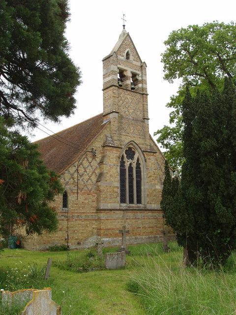St Barnabas Church, Horton-cum-Studley