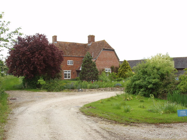 West Hill Farm, Horton-cum-Studley