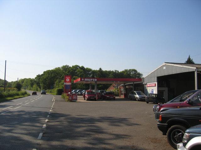Pillerton Garage