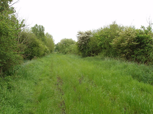 Bridleway from Horton-cum-Studley onto Otmoor