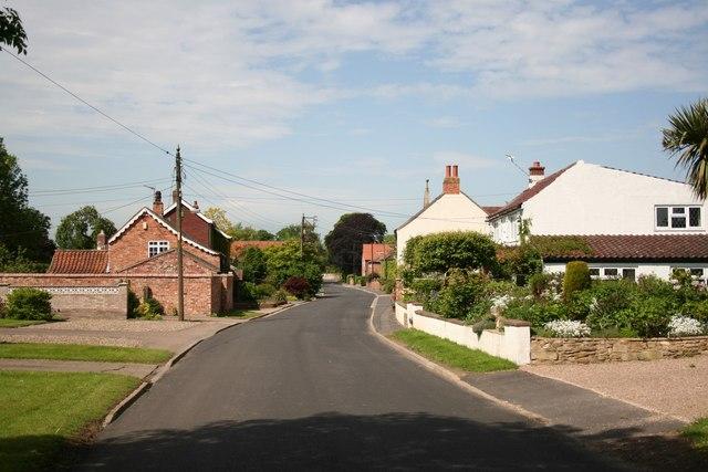 Spridlington