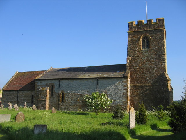 Parish Church of St Peter, Whatcote.