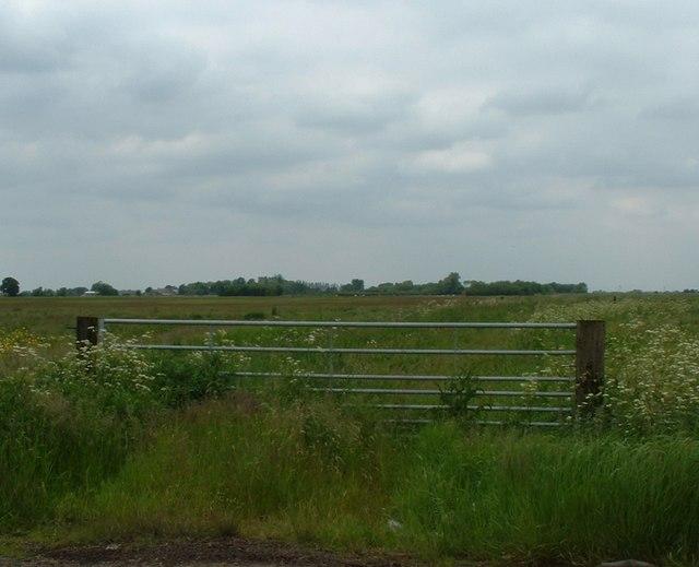A view towards Church End, Parson Drove