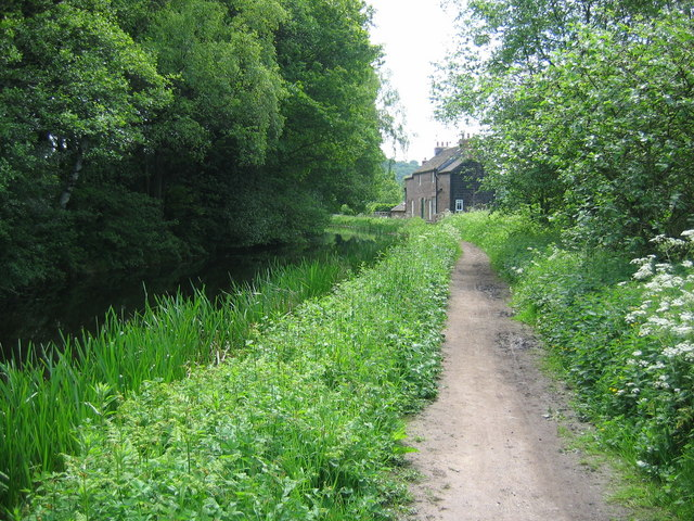 Cromford Canal - Ambergate section