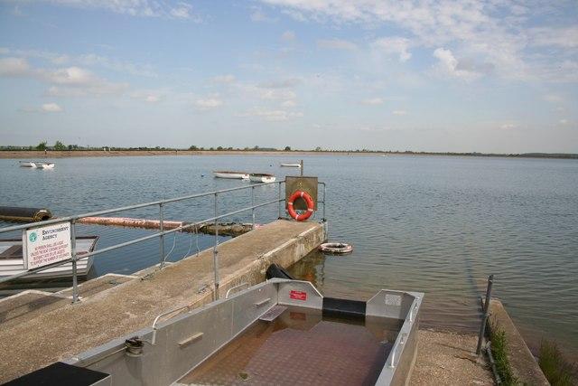 Toft Newton Reservoir