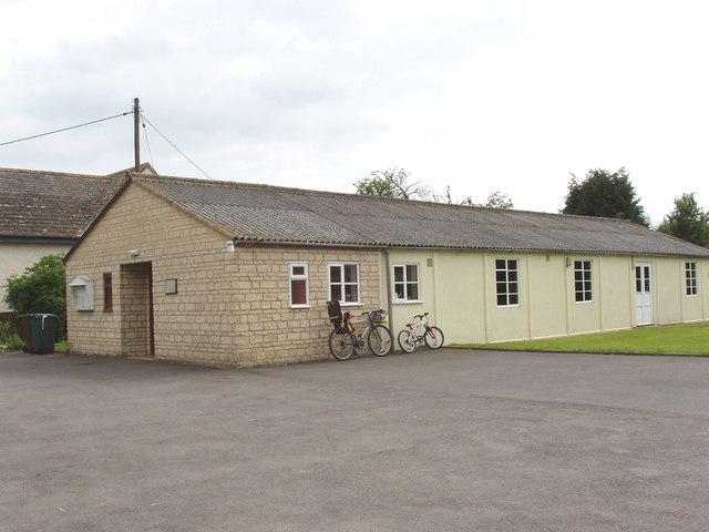 Village hall, Murcott