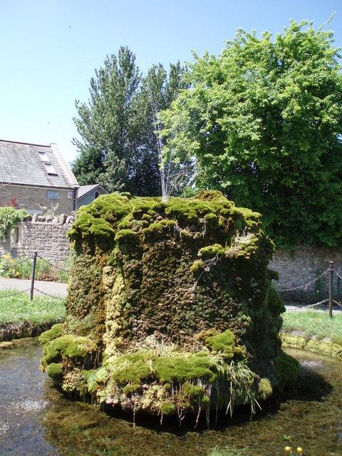 Dulcote fountain