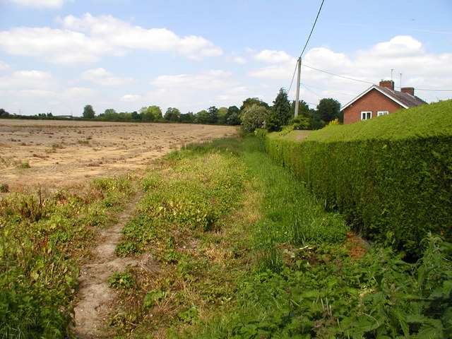 Outskirts of Houghton Drayton