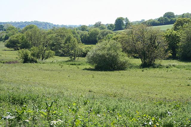 Hemyock: the Madford valley