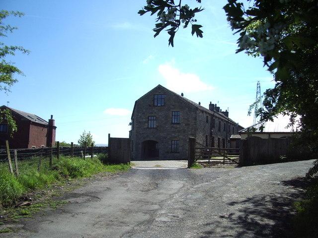 Trough Laithe Barn,Wheatley Lane Road