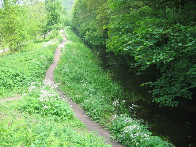 Cromford Canal - South of Whatstandwell