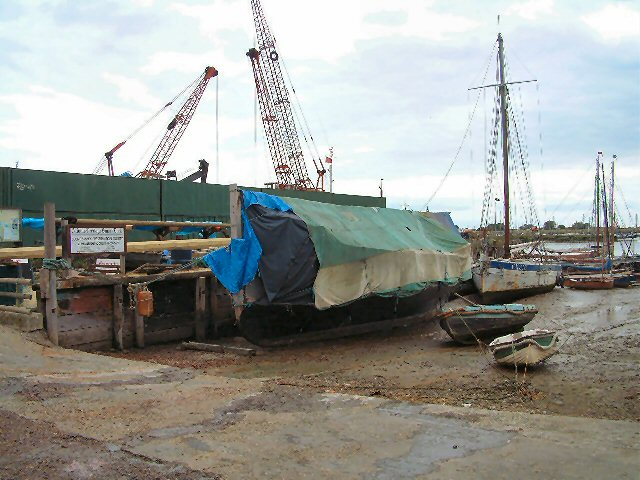 Brightlingsea Smack Dock