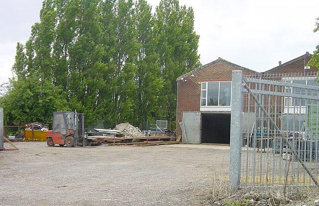 Steel fabricators on Cryalls Lane