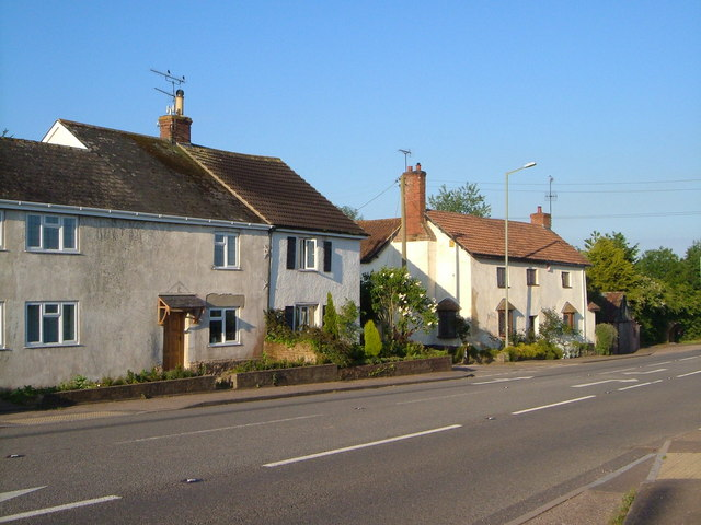 Hand and Pen Cottages