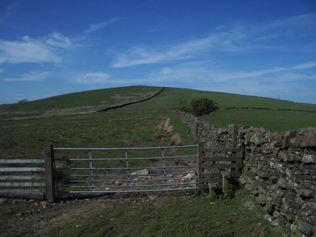 Footpath to Mountain Farm