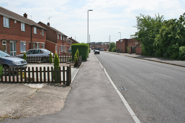 West Avenue, Wigston, Leicester