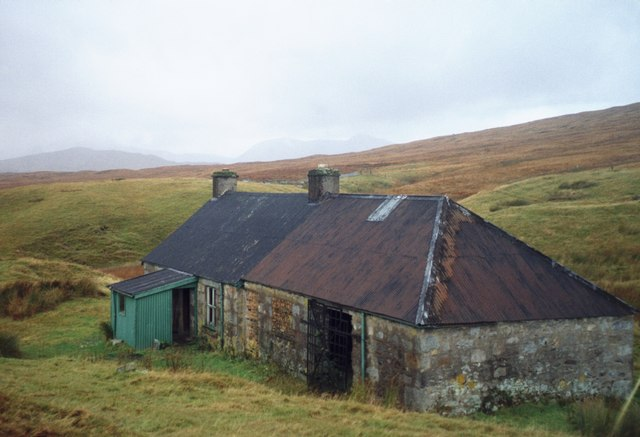 Gorton Bothy above Water of Tulla