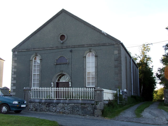 Chapel at Pen y Garnedd