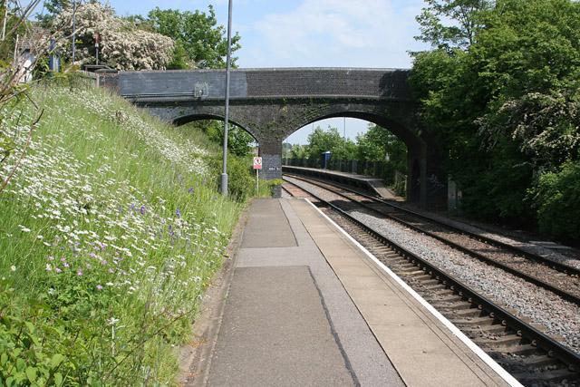 South Wigston Station