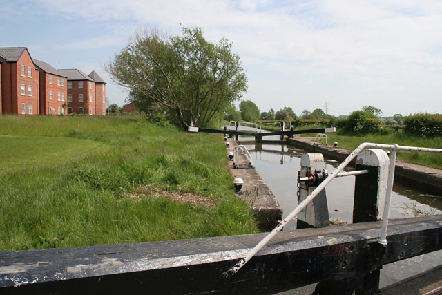 The Grand Union Canal, South Wigston