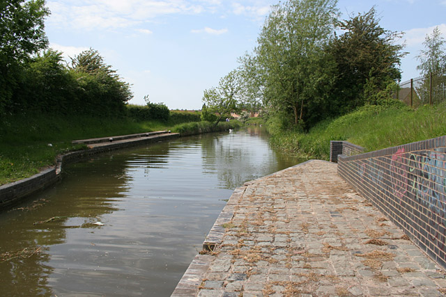 Grand Union Canal, South Wigston