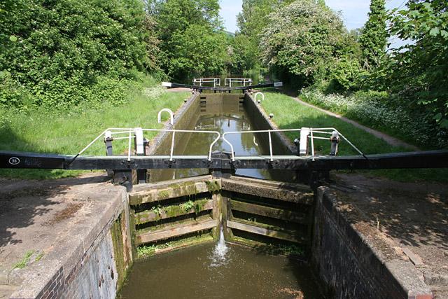 Lock 35, Grand Union Canal