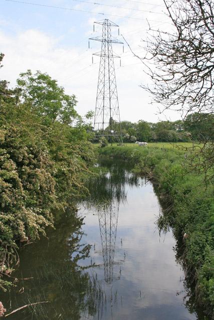 River Sence, Glen Parva near Leicester