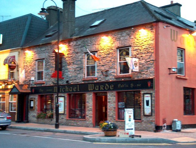 Michael Warde Pub  Claremorris, Co. Mayo