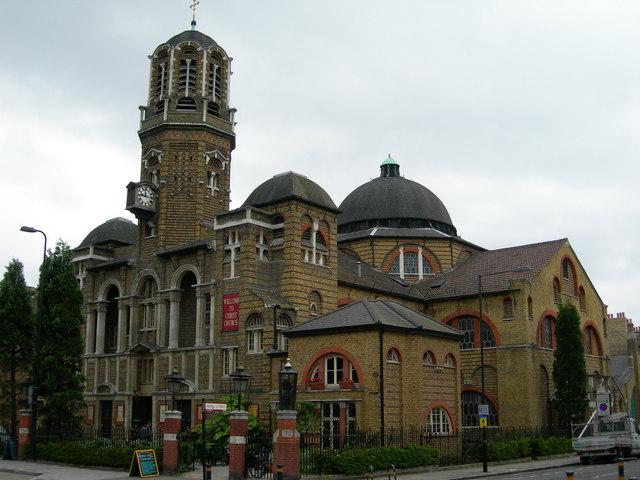 Christ Church, Brixton Road SW9