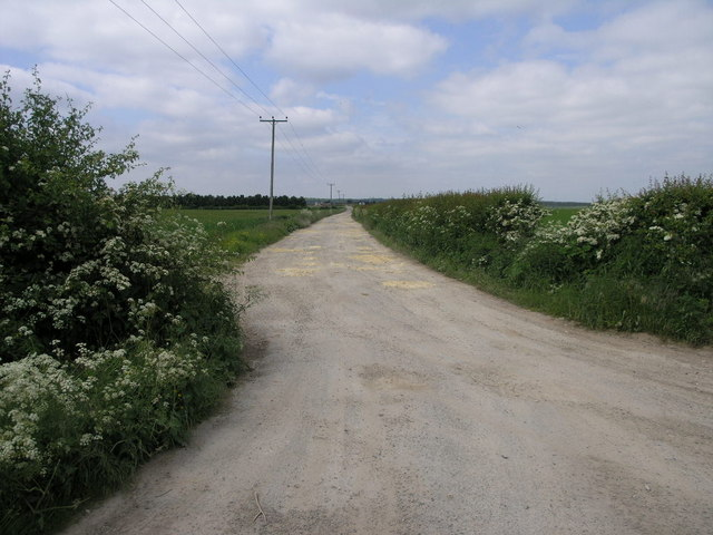 Potholes to Top Farm
