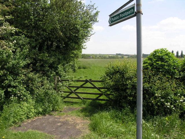 Footpath Shortcut