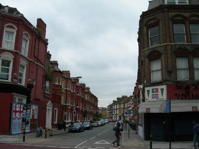 Crewdson Road SW9