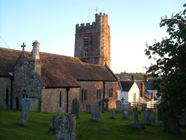 St Gregory's church, Harpford
