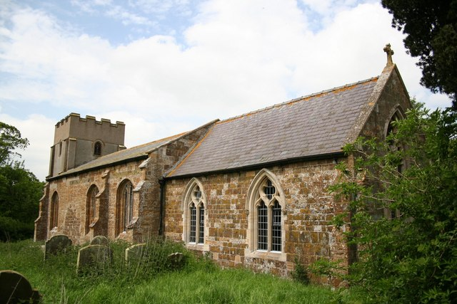 St.Faith's, Kelstern, Lincs.