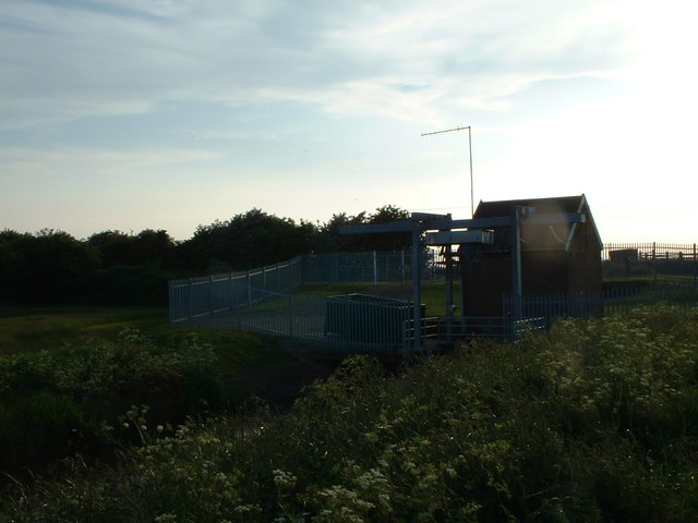 Pumping Station at North Wootton.