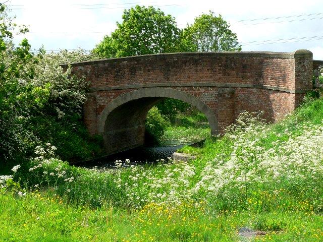 Walbut Bridge over the Pocklington Canal
