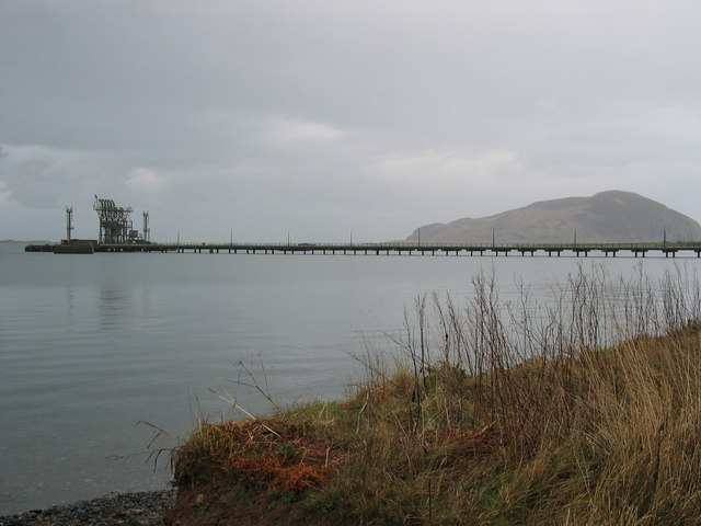 Glenramskill shore, Campbeltown Loch.