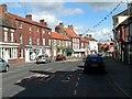 SE8741 : High Street, Market Weighton by Roger Gilbertson