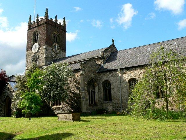 Market Weighton Parish Church