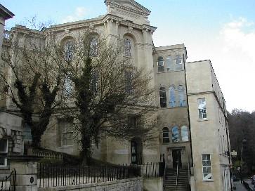 Walcot School and the Star Inn, Vineyards, Bath
