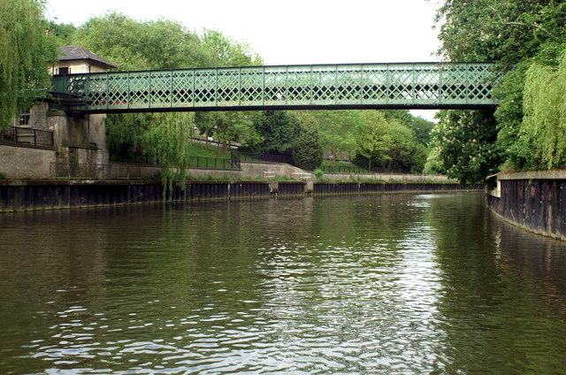 Dolemeads Bridge, River Avon, Bath