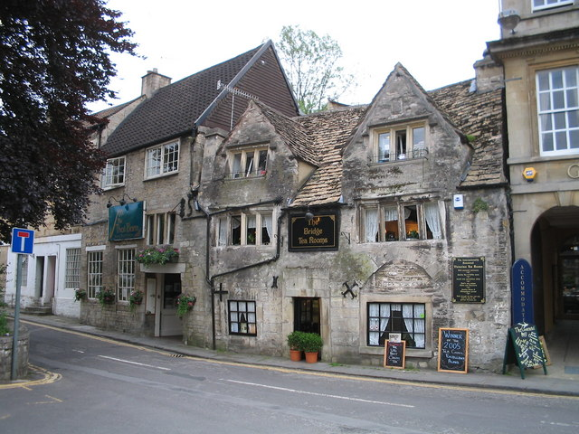 The Bridge Tea Rooms, Bradford-on-Avon